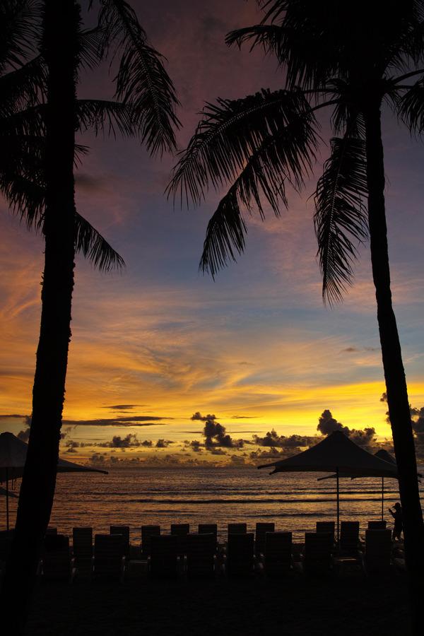 Sunset Beach (Reprise)