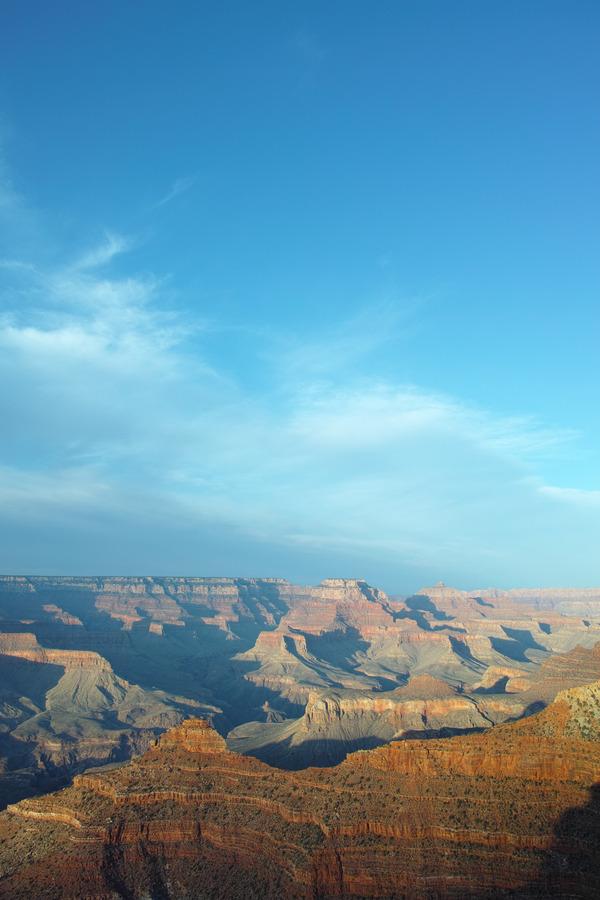 Grand Canyon, Grand Foveon