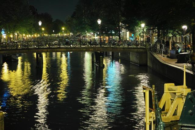 夜ムステルダム