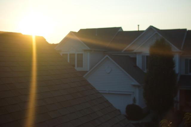 あの日の斜光
