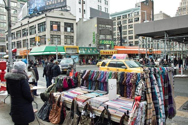 NYC Street Photography 24 (Chinatown)