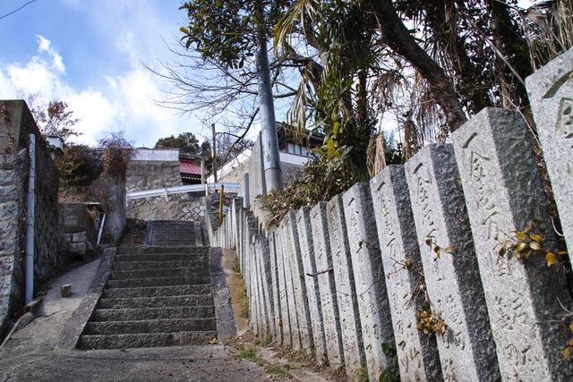 西願寺(映画「さびしんぼう」ヒロキの家)