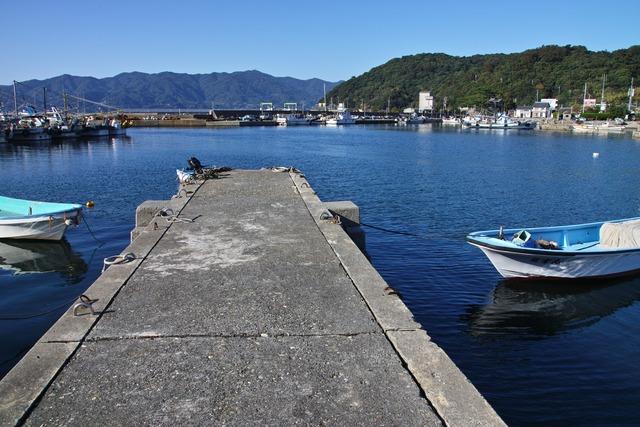 Walk Around Nushima (みなと側)