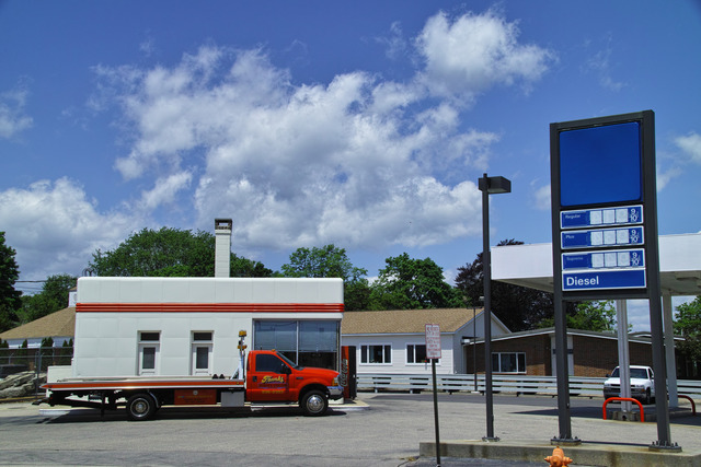 Nameless Gas Station