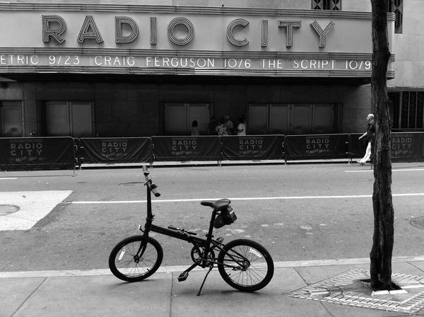 NYC Street Photography 11 (Bike day)