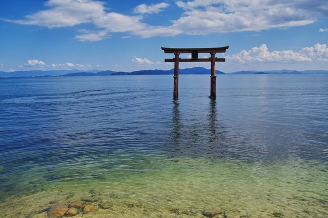 白鬚神社(Quattroと輝度ノイズ)