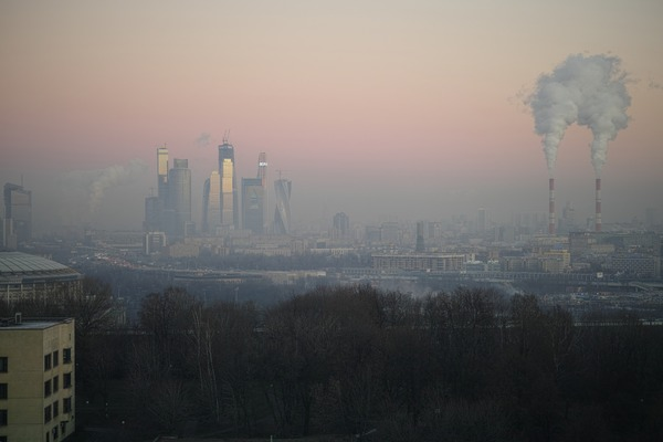 Good Morning, Moscow