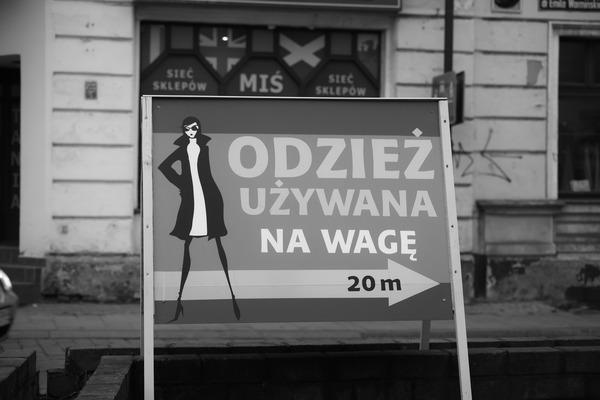 Bydgoszcz 3 (Monochrome)