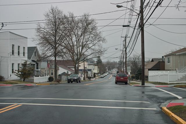 A Rainy Day in Secaucus, NJ