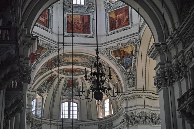 Dom zu Salzburg (ザルツブルグ大聖堂)