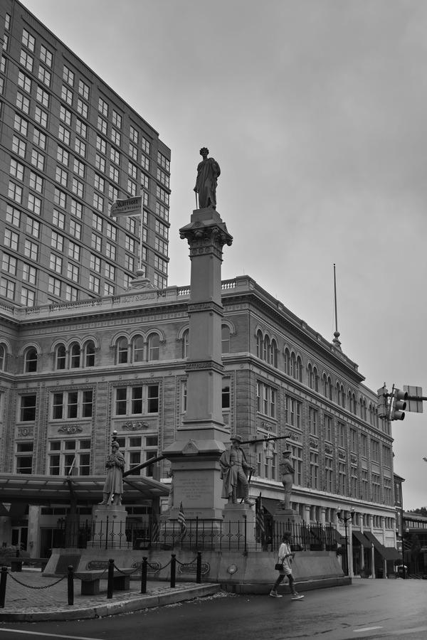 Downtown Lancaster 2