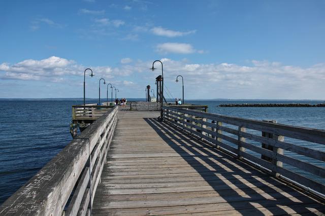 A Pier and a Boadwalk