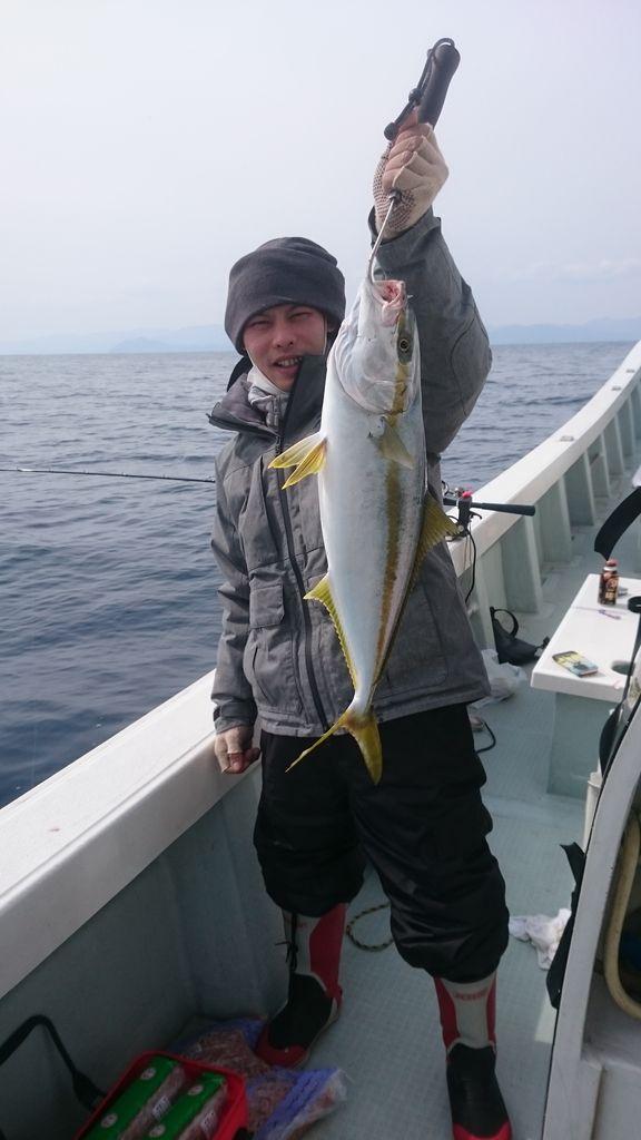 冠島  真鯛大漁‼