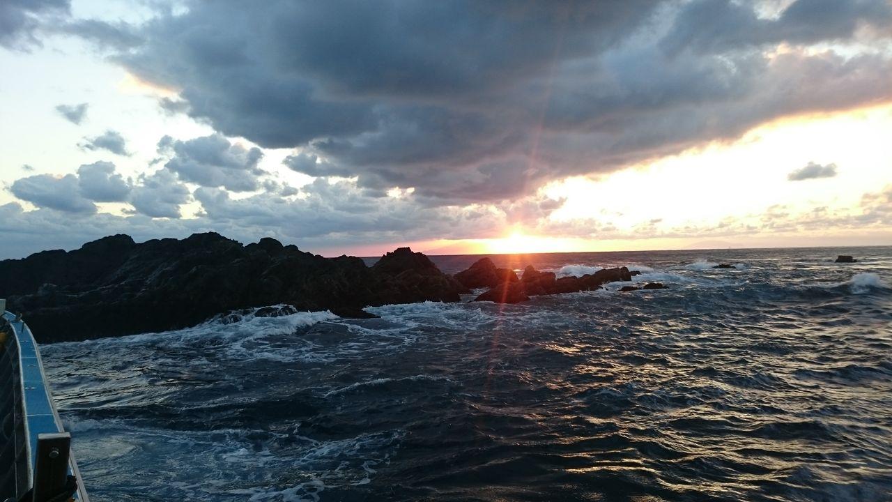 年末年始 神津島