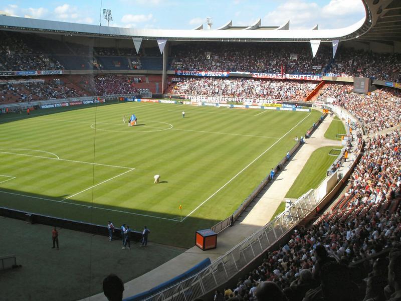 Parc des Princes  Wiki  パリ・サンジェルマンFC|登録選手/出場データ/
