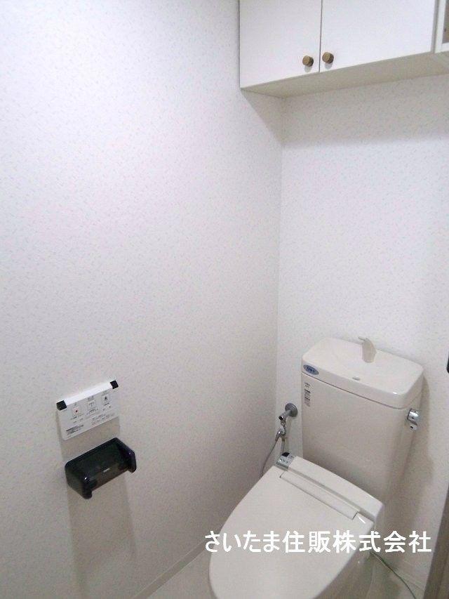 1702042636 コスモ南浦和エミナンス トイレ