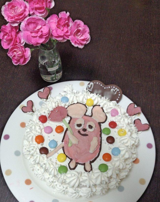 フレデリック ケーキ