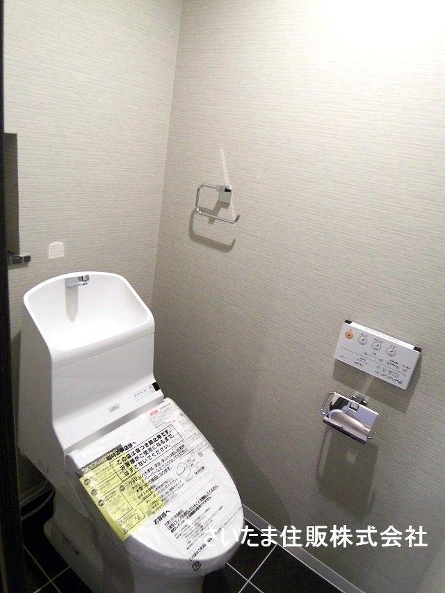 1038043201 コスモ西川口アンソレール トイレ