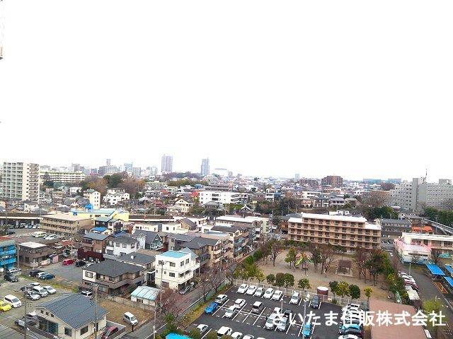2393043565 白幡高層 洋室からの眺望