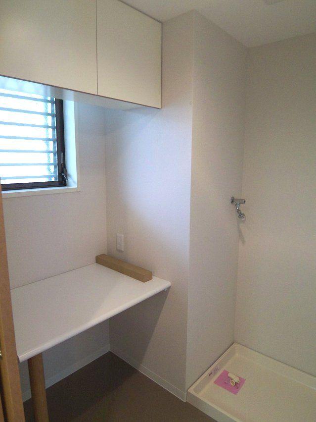 1315032547 ウッドパーク 洗濯室
