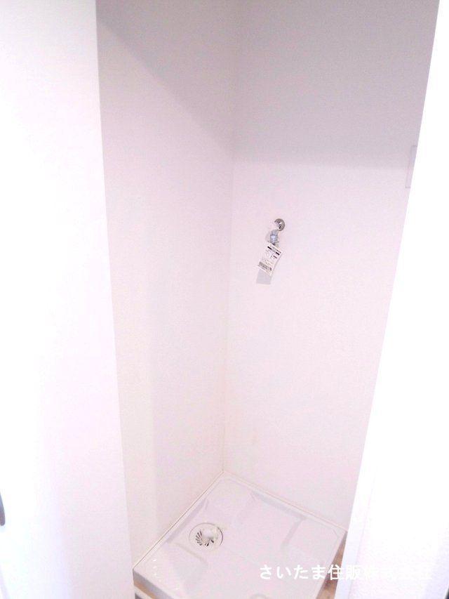 2393043565 白幡高層 洗濯機置き場