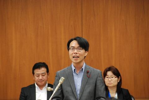 予算委員会 反対討論