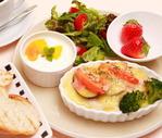 lunch gratin