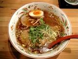 武藤製麺所 醤油ラーメン