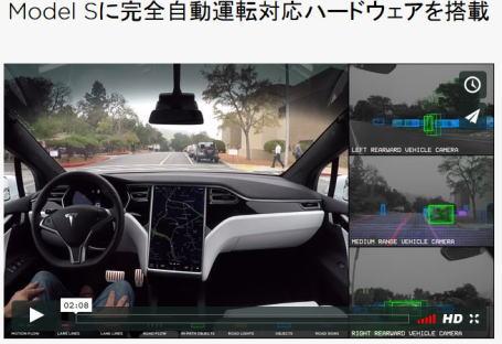 自動運転車と普通の車…「全自動の魅力」
