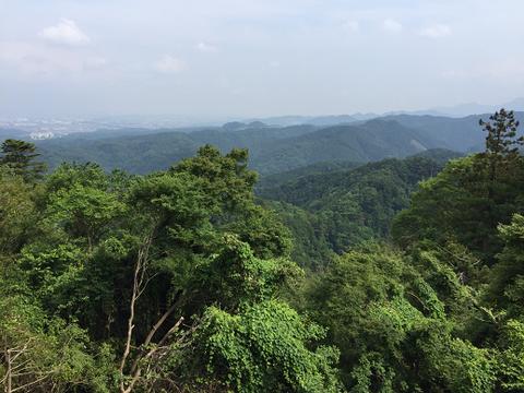 1.高尾山景色