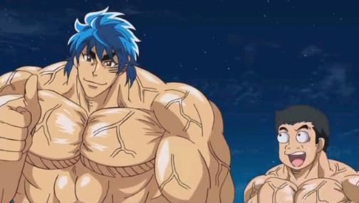第137話 「死闘!ココ VS グリンパーチ」