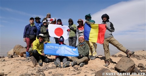 エミクーシ登頂 (7)