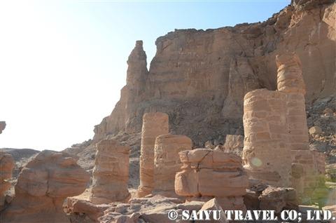 ジェベル・バルカルと神殿跡