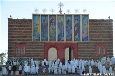 DSC_0405アスマラ聖マリア教会の日曜礼拝 (6)