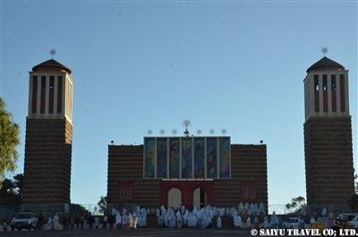 DSC_0405アスマラ聖マリア教会の日曜礼拝 (3)
