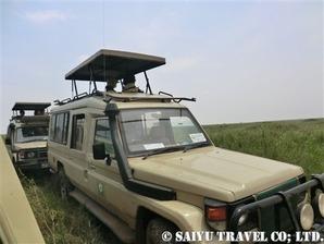 タンザニア4WD