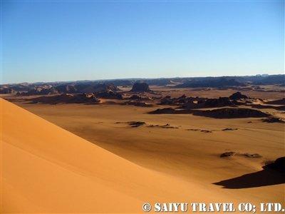 ティンメルズーガの砂丘
