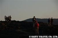 エルタアレ火山登山