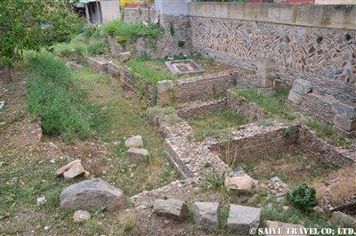 ■4世紀の教会跡