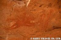 テルケイ東 走る馬の壁画