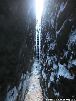 大ツィンギー梯子