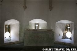 ノサ・セニョラ・デ・アルバルテ大聖堂内部