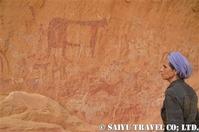 アルシェイ ウシの壁画