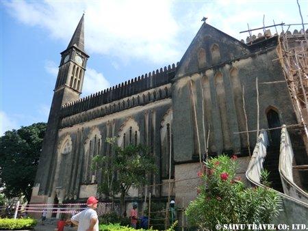 ザンジバル・大聖堂
