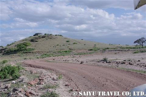 アンボセリ observation hill