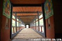 パロゾンにかかる橋