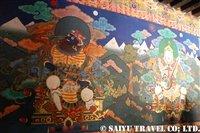 パロゾン(四天王の壁画)