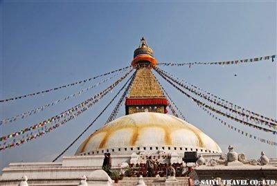 ネパールのボダナート