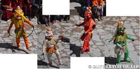 ラダック ヘミスツェチュ祭2013 (3)