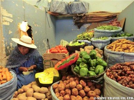 ウユニのマーケット2